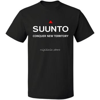 Suunto Spartan Ultra zegarek kompas Logo S-3XL Tee drop shipping koszulka męska koszulka z krótkim rękawem tanie i dobre opinie krótkie CN (pochodzenie) Z okrągłym kołnierzykiem tops Z KRÓTKIM RĘKAWEM regular Sukno COTTON Modalne HIP HOP Drukuj