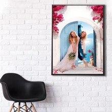 The poster for the hit TV series mamma mia! Home coffee shop decoration painting купальник mamma mia mamma mia ma115ewfoqp0
