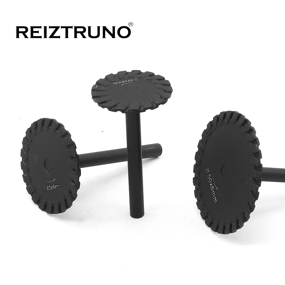 Reiztruno Φ30/Φ40/Φ50 Diamond Saw Blades For Marble,granite,stone Carving Saw Blade,6mm Shank