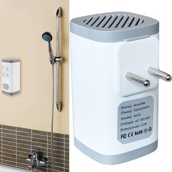 Strona główna dezodorujący Generator ozonu oczyszczacz powietrza jonizator filtr oczyszczanie filtr powietrza dezodorujący wc AC110-240V tanie i dobre opinie JKWSTAR 50m³ h 100-240 v 11-20 ㎡ Mini 96 20 ELECTRICAL 99 00 Inne ≤50dB 1000000 sztuk m³ 10-20m ³ Dezodoryzacji