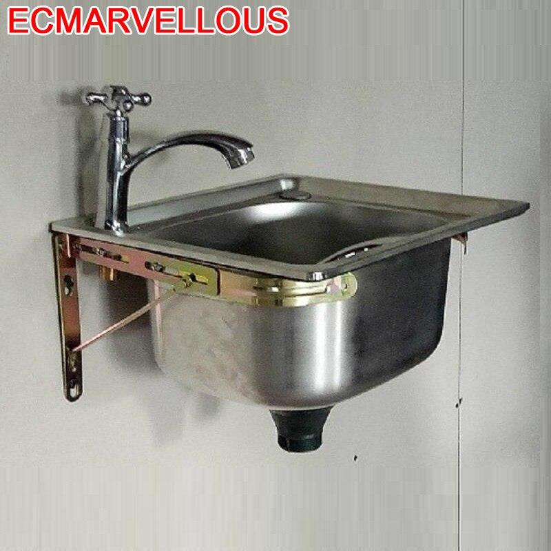 Spoelbak Zlewozmywak Inoxidable Evier Cuisine Integral Faucet Cuba Pia Cozinha Lavabo Fregadero De Cocina Kitchen Sink