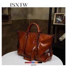 ISXTW 2019 Autumn And Winter New Womens Handbag Slung Shoulder Bag European American Fashion Big Explosion Models /B4