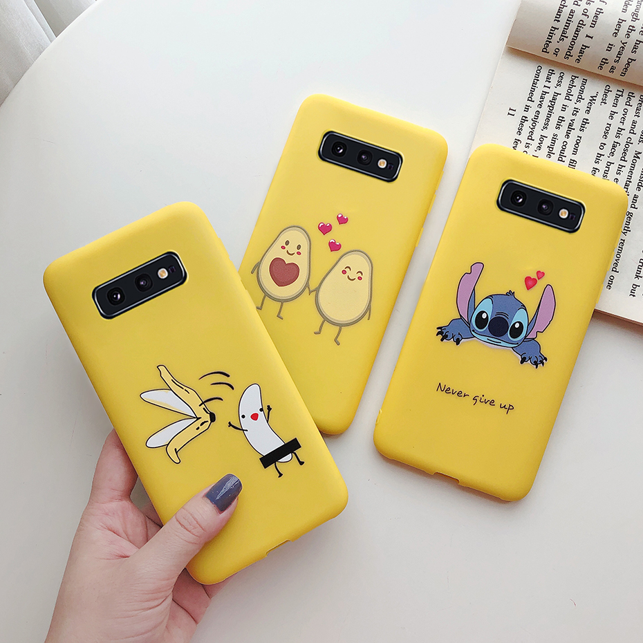 Case For <font><b>Samsung</b></font> Galaxy <font><b>S10e</b></font> <font><b>Samsung</b></font> <font><b>S10e</b></font> S10 e S 10e 10 e Case Luxury Protective Cute Silicone Soft TPU Phone Cases Cover Capas image