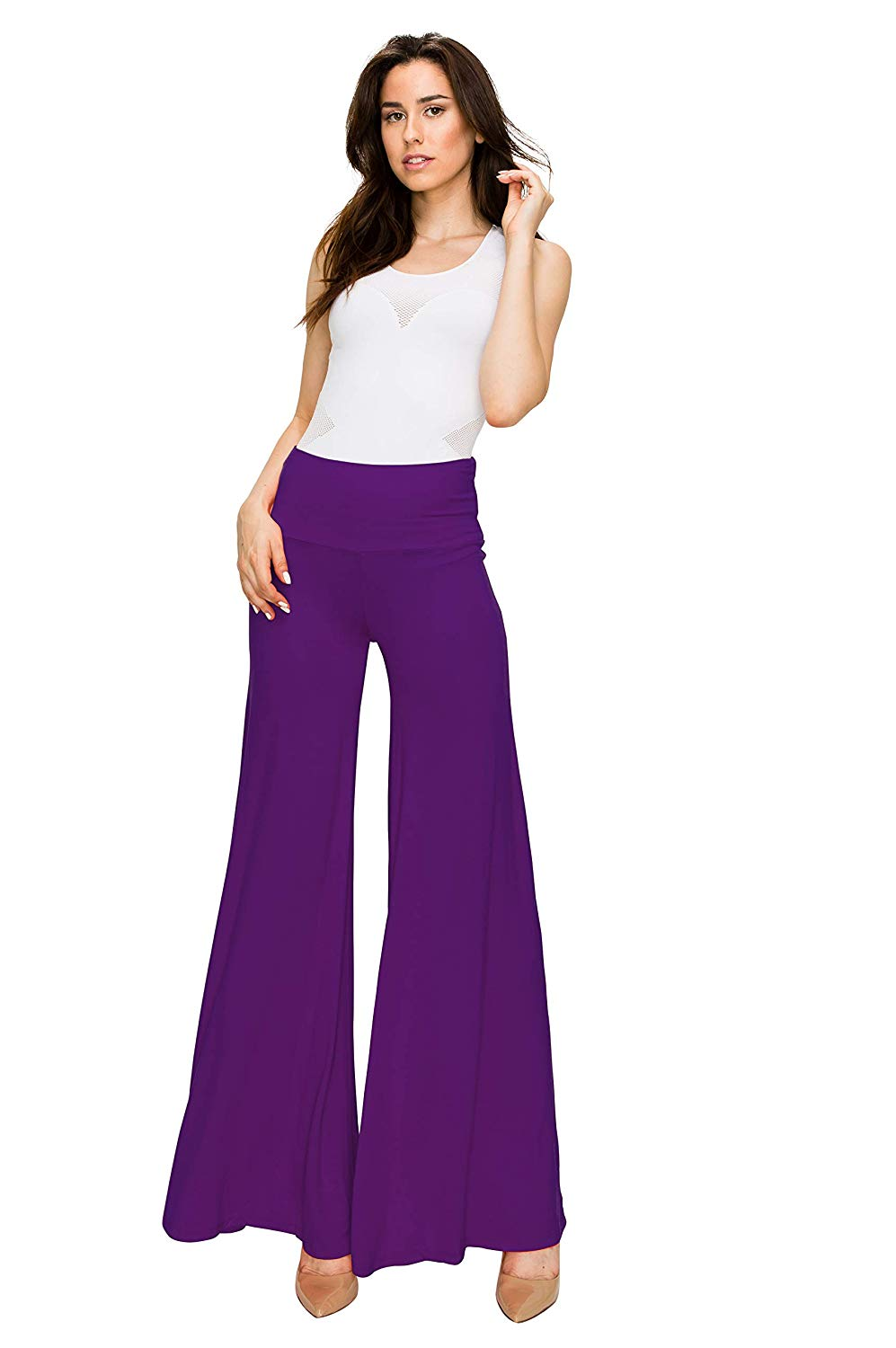 33 Pieces  Women's  Comfy Wide Leg  Pants (XS~5XL)2019 Cargo Pants  Harem Pants  Overalls