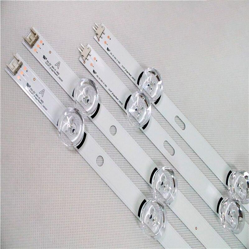 100%New 40PCS Strip  LED Strip Replacement For LG 47LB6300 Innotek DRT 3.0 47 Inch A B 6916L 1715A 1716A 6916L-1961A 1962A 1948A