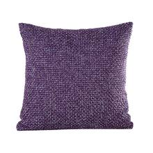 multi olor woolen weaving home dec cushion covers 45*45cm no core red purple coffee bedroom sofa pillow covers for dec X93