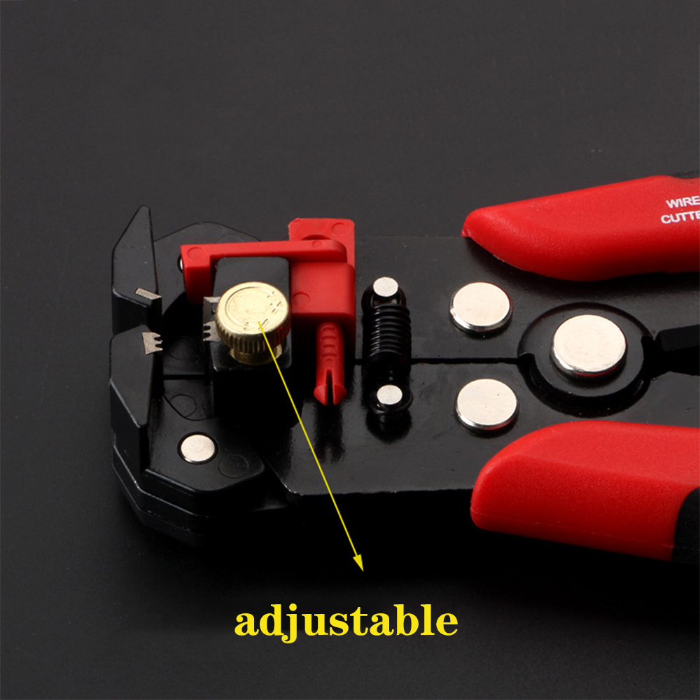 Hand Tool Set Advanced Insulation Electrician Pen Kit Screwdriver Set Automatic Wire Stripper Tubular Crimping Tools Pliers