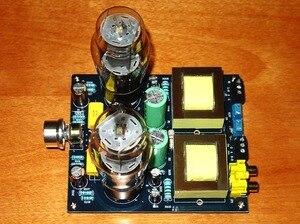 Image 4 - Hi Fi ステレオ 6N1/6N2 + 6P3P シングルエンドクラスオーディオチューブアンプボードバルブアンプボード DIY キット