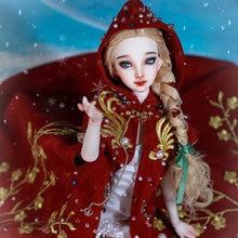Limitada boneca mireu 1/4 resina figura anime bjd fullset msd dollenchanted dollenchanted dollfailand luts popovysister minifee fid