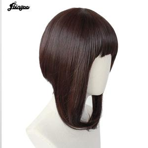 Image 5 - Parrucca Cosplay Ebingoo Chocola NEKOPARA capelli sintetici termoresistenti al cioccolato capelli Cosplay Chocola