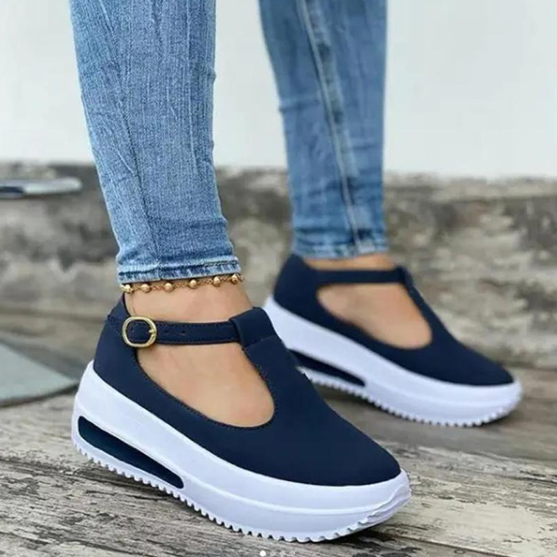 Summer Women's Sandals Vintage Wedge Shoes