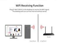 טלוויזיה אנטנה זול Mini USB Wifi מתאם 802.11n אנטנה 150Mbps USB אלחוטי כונס Dongle MT7601 כרטיס רשת נייד לממיר טלוויזיה ואינטרנט אלחוטי Dongle (3)