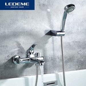 LEDEME Bathtub Faucet Wall Mou