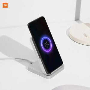 Image 1 - Còn Hàng Mới Nguyên Bản Không Dây Xiaomi Sạc 30W/55W Max 19V Áp Dụng Cho Xiaomi Mi9 MiX 2S Pha 3 Tề EPP10W Cho iPhone XS XR XS MAX