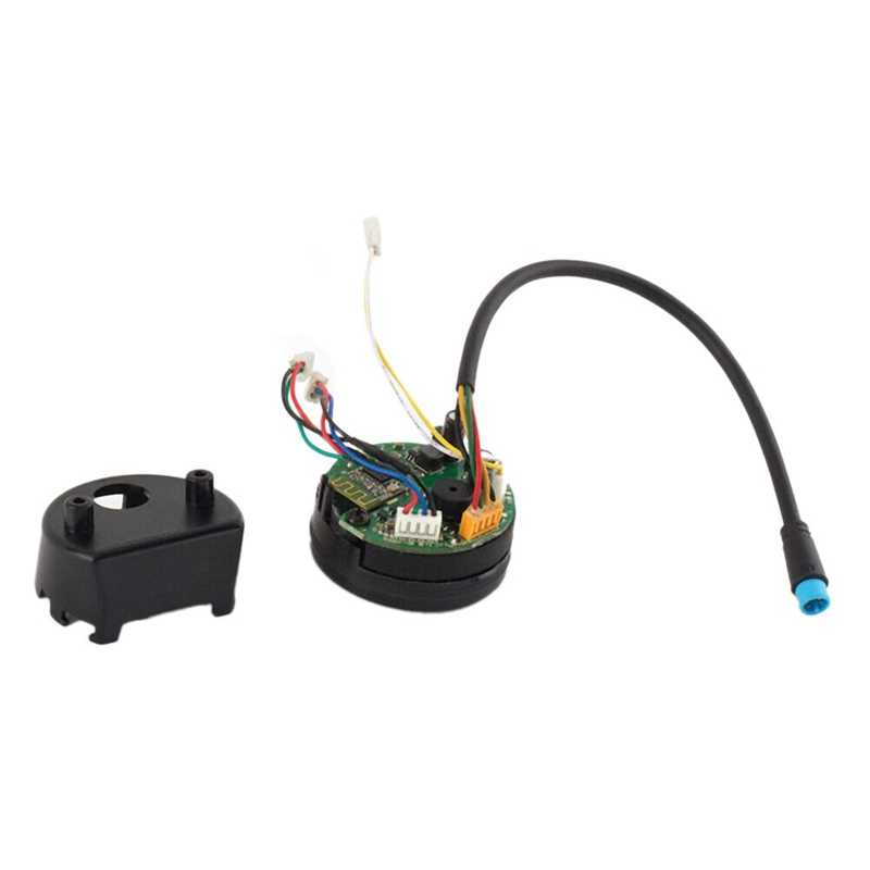 Bluetooth Control Dashboard for Ninebot  Es1 Es2 Es3 Es4 Scooter Assembly