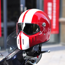 Thompson Motorcycle Helmet Motorbike Riding Full Face Helmet