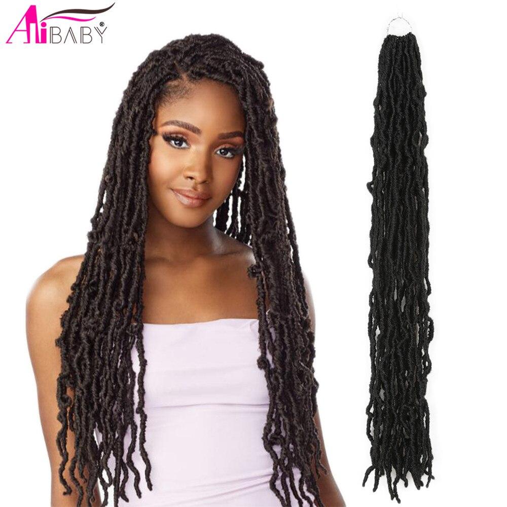 Накладные пряди из искусственных волос, 14-28 дюймов
