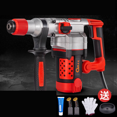 Electric Drill Hammer Drill Impact Drill Multi-function Adjustable Speed Woodworking Power Tools