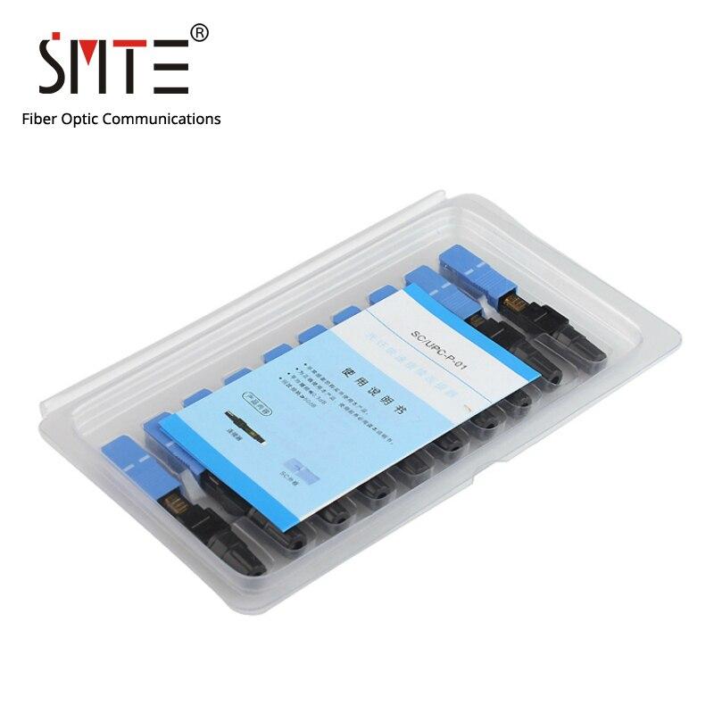 Image 5 - 100pcs/lot SC UPC Cold connector NPFG 60mm 0.3 dB SC UPC fast connector Fiber optical connectorsc upcsc connectorsc sc - AliExpress