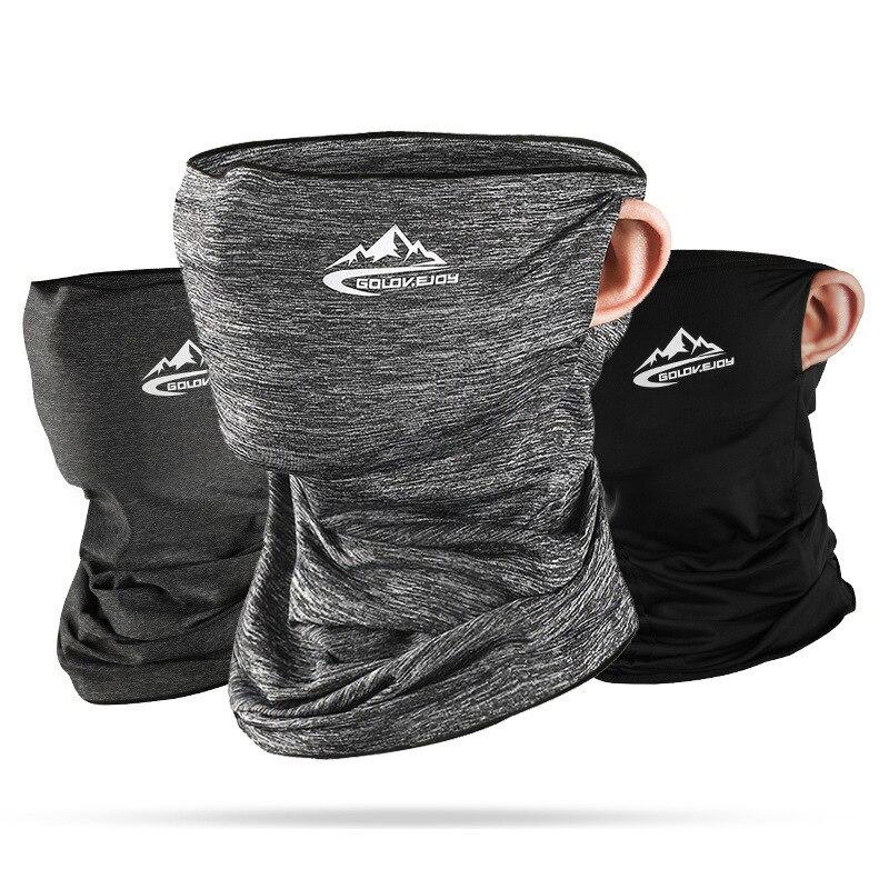 Sunscreen Mask Summer Men Women Riding Magic Headband Multifunctional Outdoor Sports Dustproof Windproof Collar