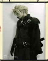 Modern Game Art Silk Cloud Strife Painting Canvas Wall Art Picture Home Decoration Living Room Canvas Artwork