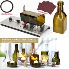 Прямая поставка, резак для стеклянных бутылок, профессиональный инструмент для резки бутылок, резак для стеклянных бутылок, инструменты для резки, машины для вина, пива