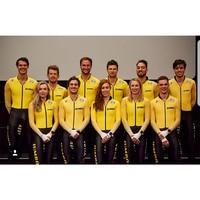 Jumbo Uifit 2020 Fila Cycling Triathlon Unisex Custom Long Skinsuit One piece Bodysuit Tri Suit Speed Swimsuit Running Jumpsuit