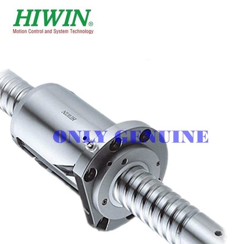 Hiwin Original Ball Screws In Stock FSI FSW CNC Machining Parts Milling Machinery Application Hiwin Ball Screw