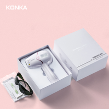 Konkaipl Rambut Removal Mesin Baru 350000 Flash Professional Permanen Laser Epilator LCD Display Laser Hair Remover Mesin(China)