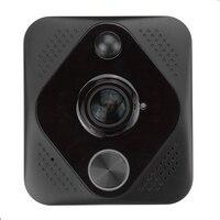 X6 vídeo campainha hd 1080 p câmera de monitoramento remoto do telefone em casa baixa potência campainha vídeo voz intercom|Campainha| |  -