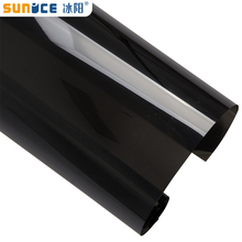 Sunice Автомобильная черная оконная пленка 20% VLT нано Керамическая Солнечная тонировка Снижение тепла защита конфиденциальности оконная стеклянная наклейка