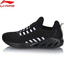 Li-Ning Männer LN ARC Kissen Laufschuhe Licht Gewicht Atmungsaktive Futter li ning Komfort Sport Schuhe Turnschuhe ARHP017
