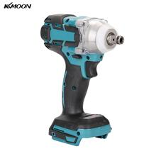 KKMOON Cordless Electric Impact Wrench Rechargeable Brushless Motor High Torque 18V Electric Wrench Power Tools
