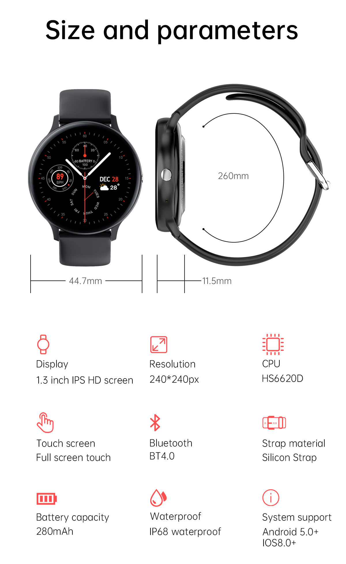 H4b0fafa58014409ba4e77de3468e62e2e LIGE 2021 Bluetooth Answer Call Smart Watch Men Full Touch Dial Call Fitness Tracker IP67 Waterproof 4G ROM Smartwatch for women