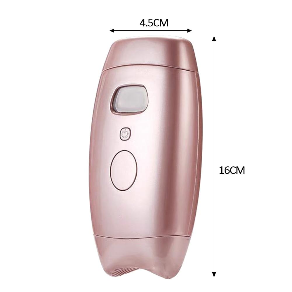 Depilatório a laser para casa, mini depilador