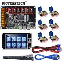 BIGTREETECH carte mère SKR PRO V1.2, écran V2.0 avec wi fi, 32 Bit, TMC2208UART, TMC2209, TMC2130, pilote MKS GEN L