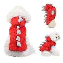 Зимняя одежда для собак, французский бульдог, теплая куртка для питомцев, водонепроницаемая одежда для собак, жилет для маленьких, средних и больших собак