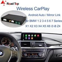 Беспроводной CarPlay для BMW NBT системы 1 2 3 4 5 7 серии X1 X3 X4 X5 X6 MINI F56 F15 F16 F25 F26 F48 F01 F10 F11 F22 F20 F30 F32