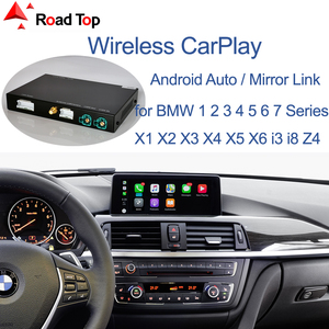 Wireless CarPlay for BMW NBT System 1 2 3 4 5 7 Series X1 X3 X4 X5 X6 MINI F56 F15 F16 F25 F26 F48 F01 F10 F11 F22 F20 F30 F32