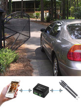 The new type of automatic door closers for swing doors, mobile phone remote control real-time monitoring system