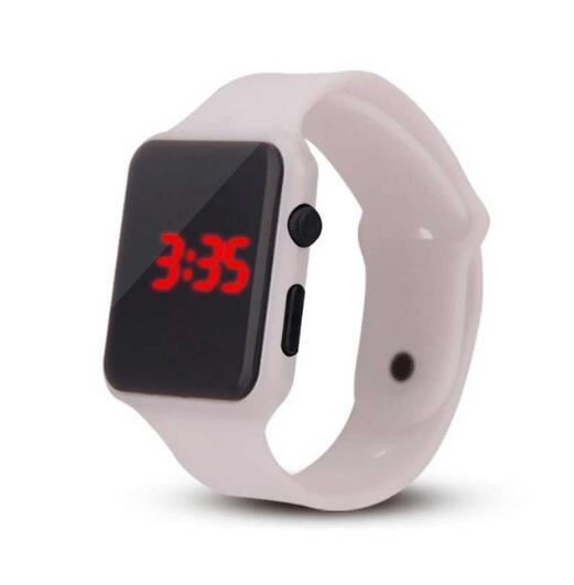Unisex LED Digital Watch 4