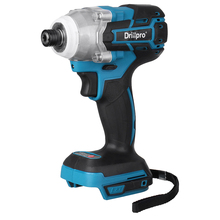 Drillpro Brushless Cordless Electric Screwdriver Power Tool Drill Driver 1/4 inch Compatible