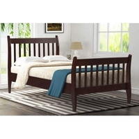 Modern Farmhouse Style Pine Wood Twin Size Bed furniture bedroom furniture bed frame beds bedroom set queen bed frame wooden bed