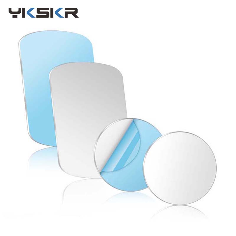 Metal Plate Disk iron Sheet For Xiaomi Magnet Mobile Cell Phone Holder For Magnetic Car Air Vent Mount Phone Stand Mount Support