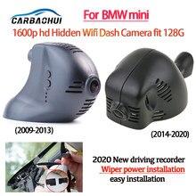 Автомобильный видеорегистратор, Wifi, видеорегистратор, камера, простая установка для Mini R50 R53 R56 R52 F55 F56 F57 2009-2020, высокое качество hd