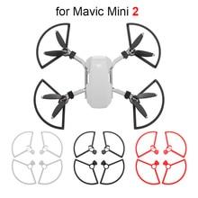 Garde dhélice à dégagement rapide pour Drone DJI Mavic Mini 2, Kit de protection danneau de lame, accessoires, 4 pièces