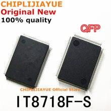 1-2 pces IT8718F-S it8718f s hxa hxs cxs exa gxs exs lxs QFP-128 novo e original ic chipset