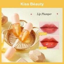 3ml Instant Volumising Lippen Praller Reparatur Reduzieren Lip Feine Linien Maske Lang Anhaltende Feuchtigkeitscreme Care Lip Öl Sexy Plump serum