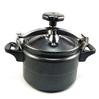 Pressure Cooker 3L Aluminum Explosion-Proof Pressure Cooker Pot Rice Cooking Stovetop Outdoor Camping Travel Pot High Elevation