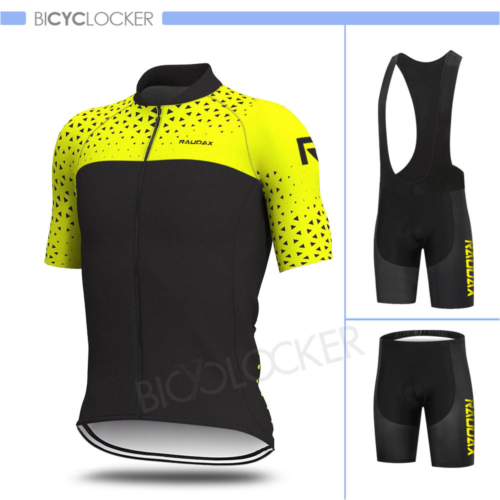summer men short sleeve cycling set MTB bike clothing triathlon FREE SHIPPING